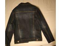 Denim jacket for sale