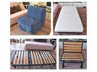 IKEA SINGLE Chair-bed LYCKSELE (Bethnal Green, E2)