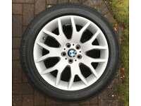 4 x Bmw Winter Tyres & Alloys