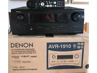 Denon AVR-1910 Home Cinema Receiver