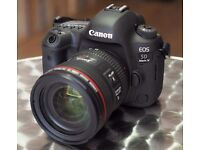 New condition - Canon 5D MKIV body only