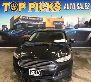 2013 Ford Fusion SE, Automatic, Power Seat, Accident Free!