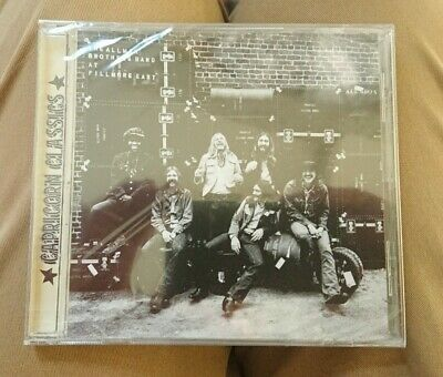 The Allman Brothers Band - At Fillmore East (CD)
