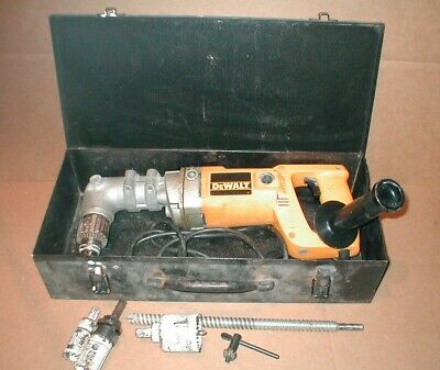 Dewalt Dw-120 Right Angle Drill - Very Good Condition And Free Shipping