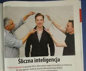 Benedict Cumberbatch, polish dolls collection,Agata Kulesza,Cuba Fidel Castro - <span itemprop=availableAtOrFrom>europe, Polska</span> - Zwroty są przyjmowane - europe, Polska