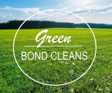 GREEN BOND CLEANS