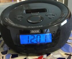 iMODE Clock Radio Docking Station for iPOD, Model iP205
