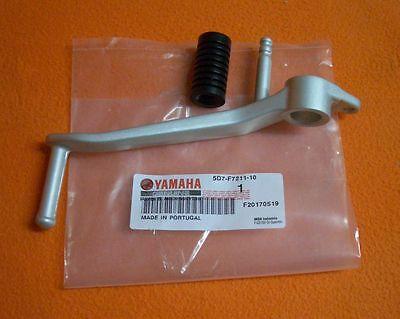 Bremshebel hinten Fußbremshebel inkl. Gummi original YAMAHA YZF-R125