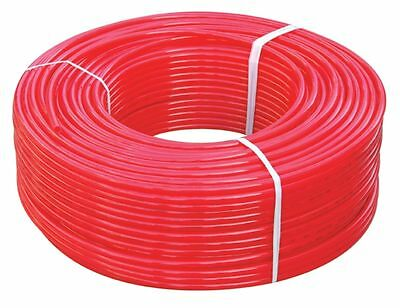 34x 100 Red Oxygen Barrier Pex Tubing Piping System Radiant Heat