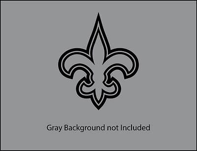 Fleur de Lis  vinyl decal sticker for car laptop etc many colors and sizes - Fleur De Lis Stickers