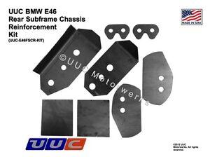 UUC-Rear-Subframe-Chassis-Reinforcement-Kit-BMW-E46-328-UUC-E46RSCR-KIT