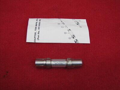 Tektronix 017-0092-00 Tdr Zo Adapter 50 Ohm93 Ohm