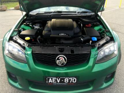 2011 Holden Commodore Ute Sv6 Series 2 Greenvale Hume Area Preview