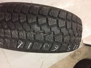 x1 Saxon Winter Tire 215/60/16