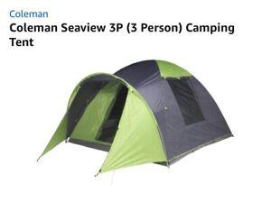 Coleman Sea view Tent - 3P
