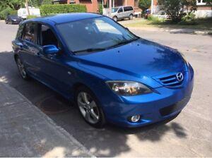 Mazda3 sport hatchback 2005