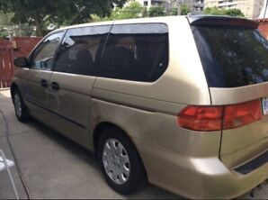 2000 Honda Odyssey- AS IS *quick sale needed*