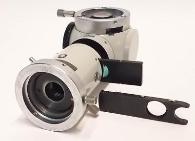Zeiss Microscope Fluorescence Illuminator Column 46 60 00-9901 5923