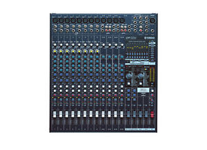 Yamaha EMX5016CF 16 Channel Stereo Powered Mixer With