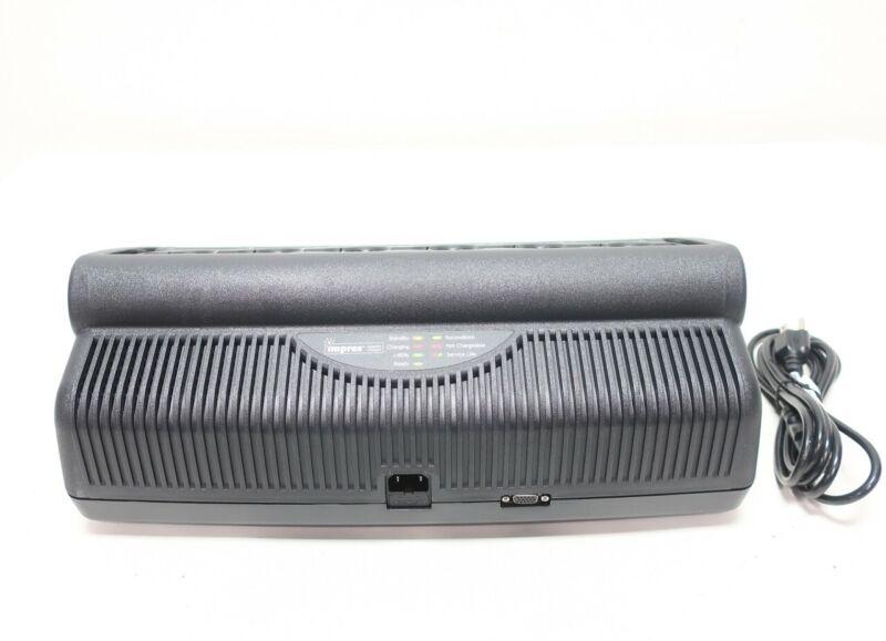 Motorola WPLN4108BR 6 Slot Rack Battery Charger