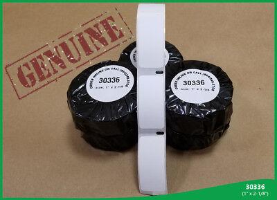 30336 Dymo Costar Printer White Labels Internet Address Return Postage 4 Rolls