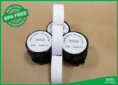 Address Labels 350 Dymor Compatible 30252 Thermal Printing Roll 4xl Turbo El60