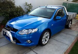 2009 Ford Falcon FG XR6 Nitro Blue Automatic Trayback - Immaculate! Moonah Glenorchy Area Preview