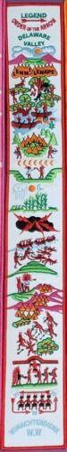 Boy Scout BSA OA Lodge Order of the Arrow Legend Sash Patch