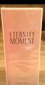 Perfume Calvin Klein eternity moment