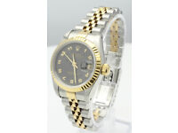 Ladies rolex this is a real rolex watch so no stupid prices plz