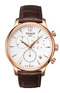 Tissot-T0636173603700-Watch-Tradition-Mens-Rose-Gold-Plated-Quartz-Movement