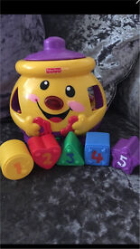 fisher price toy shaper
