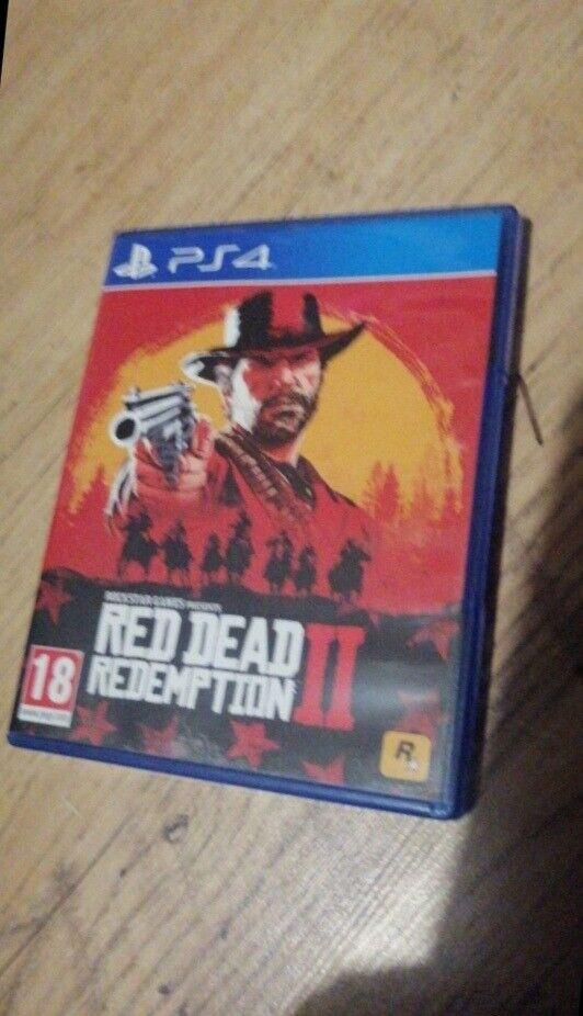 Ps4 red dead redemption 2 with warhorse and outlaw survival kit dlc | in  Pontypool, Torfaen | Gumtree