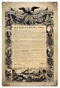Emancipation Manifesto