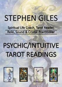 Psychic/Intuitive Tarot Readings