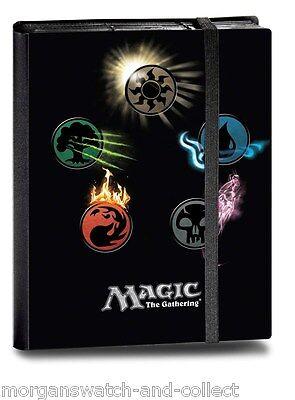 Ultra Pro Magic MANA SYMBOLS Card Pro Binder *NEW* MTG #86103 9-Pocket Mana 4