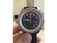 Men's chronograph watch - working fine