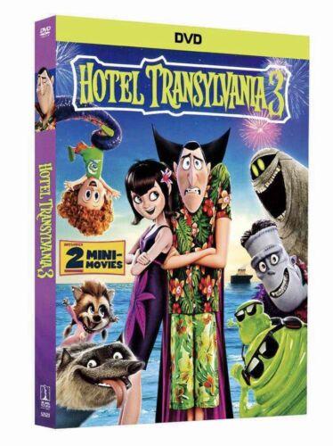 Hotel Transylvania 3 Dvd New