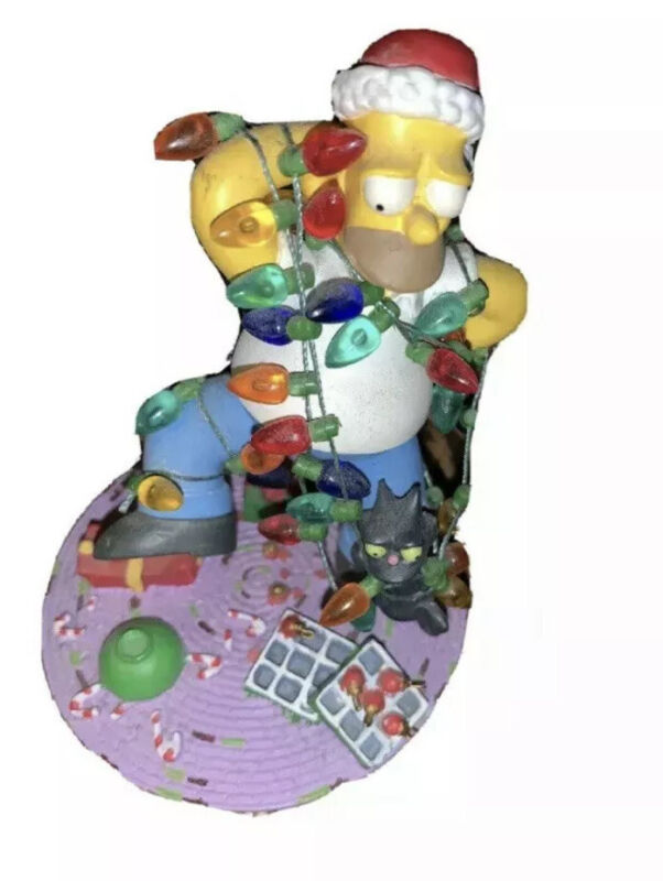 THE SIMPSONS MISADVENTURES OF HOMER HAMILTON COLLECTION ALL STRUNG OUT