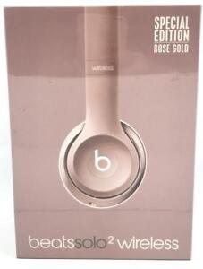BRAND NEW SPECIAL EDITION ROSE GOLD DR DRE SOLO WIRELESS