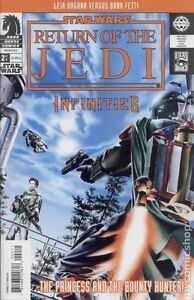 Star Wars Infinities Return of the Jedi (2003) #2 VG
