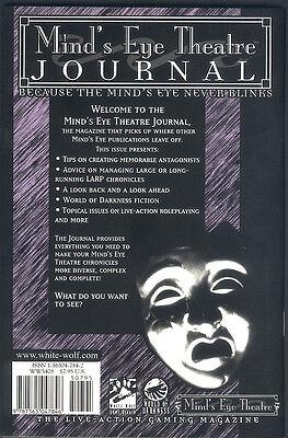 White Wolf Mind´s Eye Theatre Journal 2-4