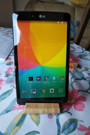 LG Tablet 8 inch Model V480 Very good condition!