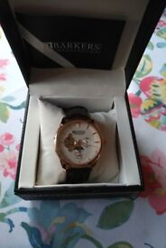Barkers of Kensington Automatic Rose Limited Edition