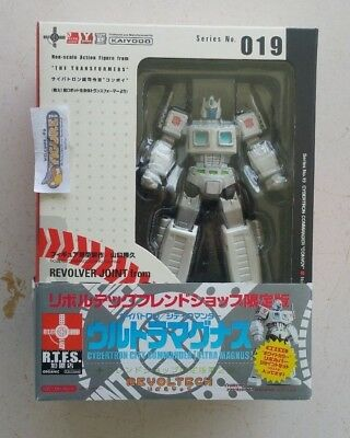 TransFormers Revoltech Series 019, G1 ULTRA MAGNUS action figure by KAIYODO, New for sale  Shipping to United States