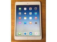 iPad mini 1 silver 16Gb Excellent Condition