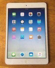 iPad mini 16GB silver Excellent Condition