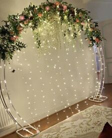 Flower wall stand to hire/ party decorater.