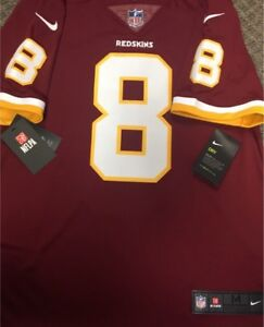 Washington Red Skin Kirk Cousins Jersey