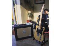 Fender Telecaster Butterscotch Electric Guitar